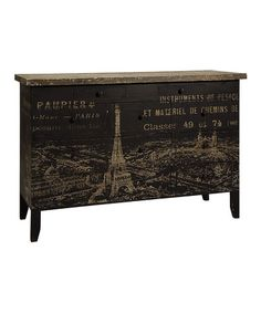 Love this Antoinette Paris Sideboard Table on #zulily! #zulilyfinds