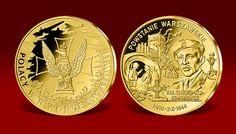 Medal pamiątkowy Powstanie Warszawskie