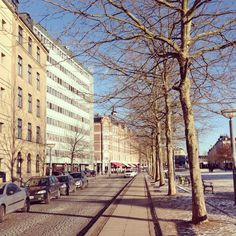Last time we visited Copenhagen, it was very beautiful and very cold