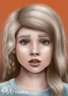 in Cress, on her satellite, this is what I imagine her younger self(the one she programmed)would look like. really pretty, but looks a bit young to be 16 year old Cress The Lunar Chronicles, Marissa Meyer Books, Cress, Book Images, Pale Skin, Cinder, Best Series, Dimples, Freckles