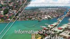 Beltraide and McNab Partner for Invest Belize Magazine