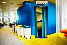 Inside Googles London Office (again)