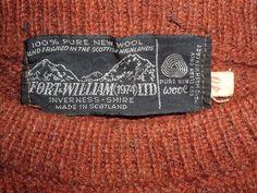 Finnfemme: My Vintage Scottish 'Outlander' Sweater!