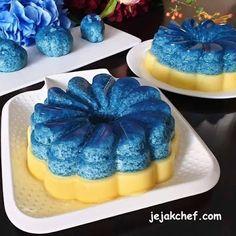Pudding Desserts, Pudding Recipes, Gelatin Recipes, Jello Shots, Agar, Vanilla, Cake, Food, Jello Recipes