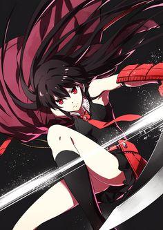 Browse akame ga kill collected by mouse monkey and make your own Anime album. Lolis Anime, Chica Anime Manga, Anime Art, Dark Anime, Anime Life, Akame Ga Kill, Hokusai, Susanoo, Warrior Girl