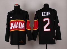 NHL Winter Olympics Canada Hockey Jerseys 30