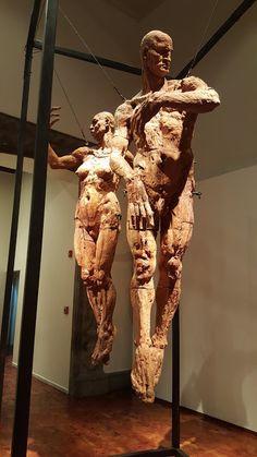 Javier Marín Exhibition Corpus Terra. Palacio de Cultura Banamex – Palacio de Iturbide in Mexico City