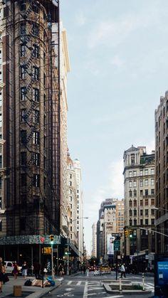 Flatiron District  Manhattan, NYC