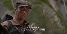 predator, Richard Chaves