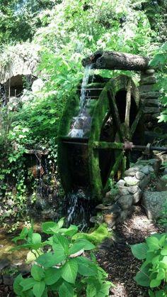 Waterwheel *pinart