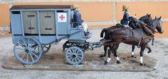 Ambulancia 1910 en 45 mm COMPTE
