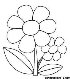 Blumen Malvorlage Blumen Ausmalbilder Ausmalbilder Malvorlagen Blumen