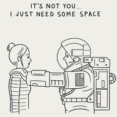 20 of the best visual puns from illustrator Matt Blease Space Man, Matt Blease, Hilarious, Funny Memes, Grafik Design, Caricature, Illustration Art, Artsy, Feelings