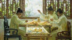 En China - Victoria Kharchenko