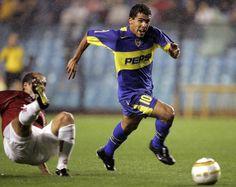 Carlos Tevez - Boca Juniors, Corinthians, West Ham United, Manchester United, Manchester City, Juventus, Argentina.