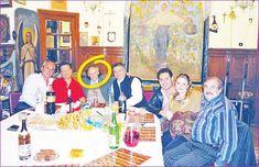 La petrecerile lui Dolănescu a fost  invitat și marele poet Grigore Vieru Poet, Painting, Painting Art, Paintings, Painted Canvas, Drawings