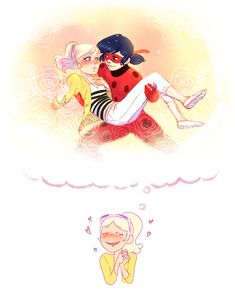 """team """"chloe is lesbian for ladybug and daydreams about her 24/7"""""""