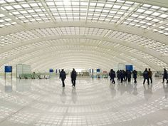 Foster + Partners · Beijing Capital International Airport · Divisare