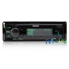 Kenwood Excelon KDC-X898 In-Dash CD Receiver