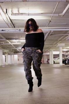 Plus Size Fashion for Women - Nadia Aboulhosn