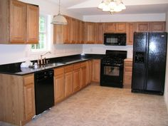 Kitchen Design Black Appliances 13 amazing kitchens with black appliances (include how to decorate