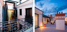 Rehabilitación Madrid - Accesibilidad - Patios y Terrazas