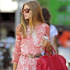 Olivia Palermo's Perfect Summer Look
