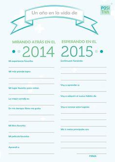 Fiesta de Fin de año | Lista de Resoluciones de Año Nuevo.