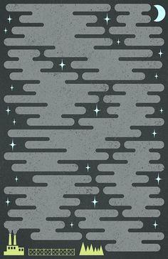 Smog, by Tony Kuchar [graphic design]