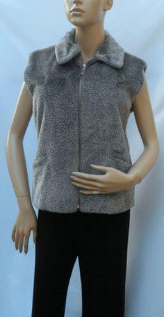 Olsen Collection Gilet Size 10 -  on @ClozetteCo