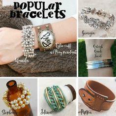 A girl can never have enough bracelets! #amandasvintagetouch #dorectsalesjob #extramoney #plunderdesignjewelry