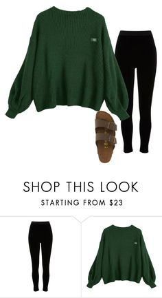 """""""Untitled #16"""" by hannahdowns14 on Polyvore featuring River Island and Birkenstock"""