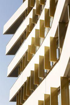 LE LINER, Pérols, 2015 - A+Architecture