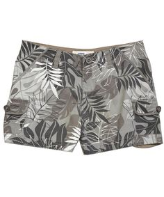 Rainforest - Light Camo Printed Walk Shorts