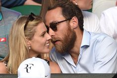 James Middleton and girlfriend Donna Air are on the guest list. Pippa Middleton's wedding: All the details on the dress, guest list, honeymoon and where she is getting married to James Matthews - Mirror Online