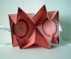 DIY: Exploding Insert Card Tutorial by Sharon Traynor of Cards N Greetings http://cardsngreetings.blogspot.com/ #crafts #card_making #paper_crafting