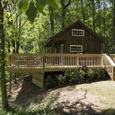 Check Out This Awesome Listing On Airbnb River Cabin From Tiny House Nation Cabins For In Erwin