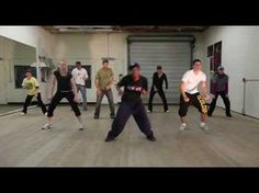 Cardio Hip Hop warm up with Rhythm - YouTube