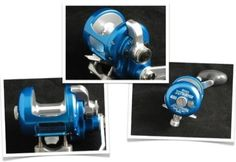 Accurate Limited Edition BX-500X Blue/Silver Reel at http://suliaszone.com/accurate-limited-edition-bx-500x-bluesilver-reel/