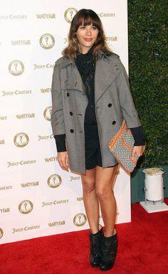 Petite Celebrity Style Bomb ::Rashida Jones