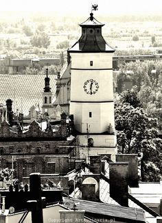 Sandomierz Old Buildings, Big Ben, Poland, Places Ive Been, Travelling, Self, Love