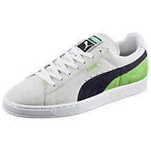 sports shoes 65dd3 575fe Suede Classic + Blocked Men s Sneakers Puma Sale, Mens Sale, Puma Mens,  Suede