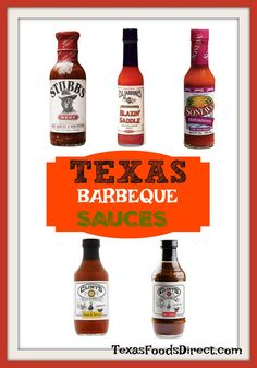 Texas BBQ Sauces