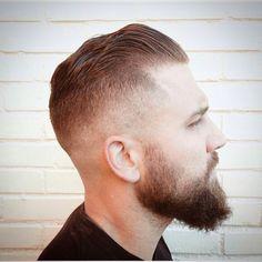 Fresh drop fade by florida barber @evandell WWW.LAYRITE.COM