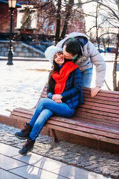 Фотосессия Love Story: Айгуль и Азат