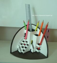 New origami architecture kirigami paper art ideas Origami Design, Instruções Origami, Origami And Kirigami, Oragami, 3d Paper Art, Origami Paper Art, Paper Artist, Paper Crafting, Architecture Origami