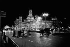 winter in Madrid by Ruben Whitestone