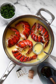 Lobster Dishes, Lobster Recipes, Fish Dishes, Seafood Dishes, Fish And Seafood, Shellfish Recipes, Seafood Recipes, Cooking Recipes, Fresh Lobster