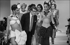 Mounia  one of the top supermodels of the 70's & YSL's greatest muse