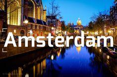 Seyahatname  : AMSTERDAM - HOLLANDA Hayat bi' değişiksanki!    Ev...
